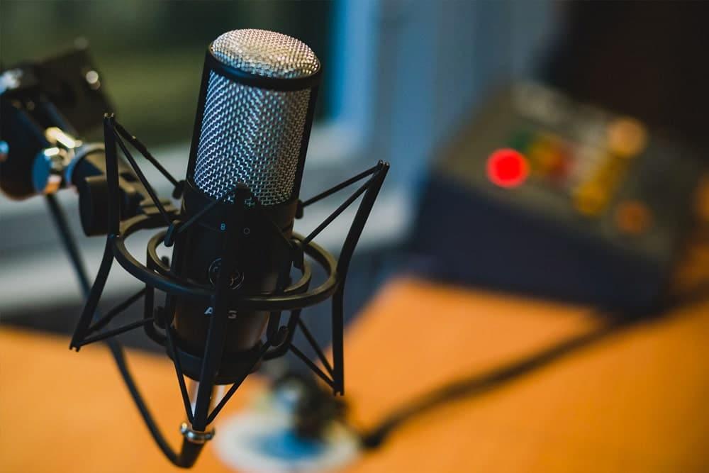 Financial advice podcast