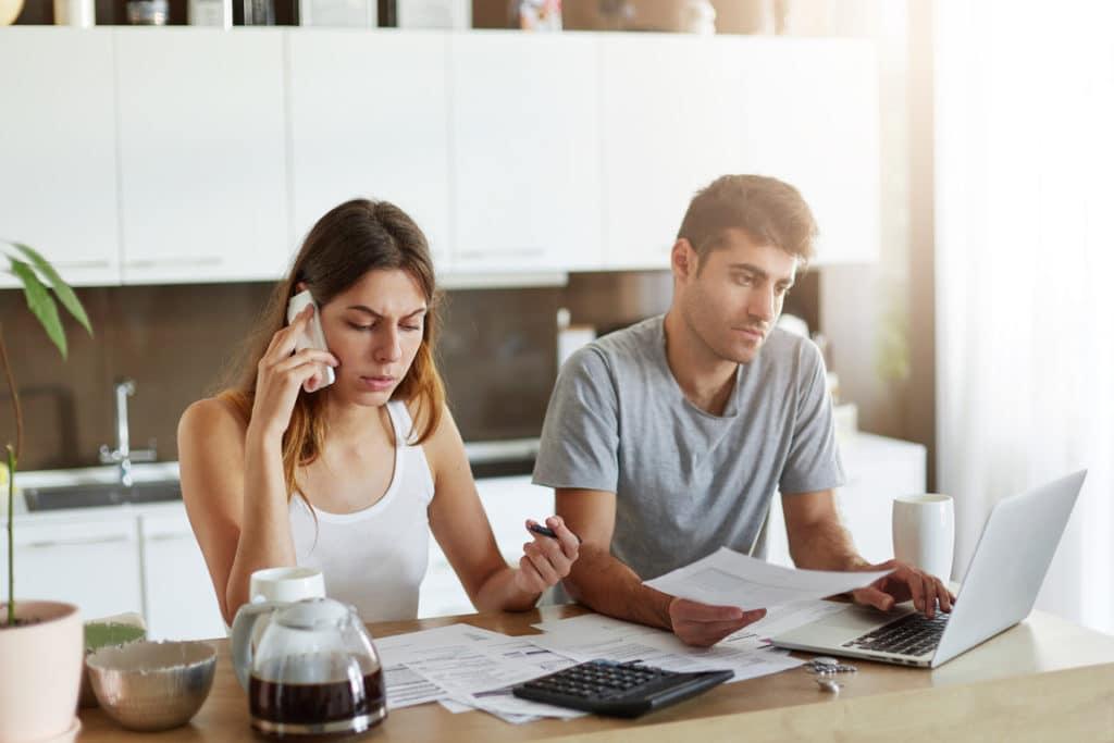 organising a beneficiary loan
