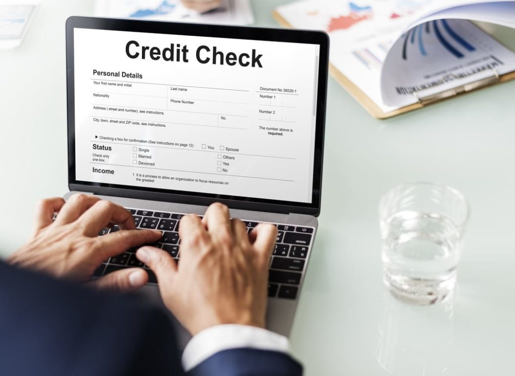 credit check for beneficiary loans