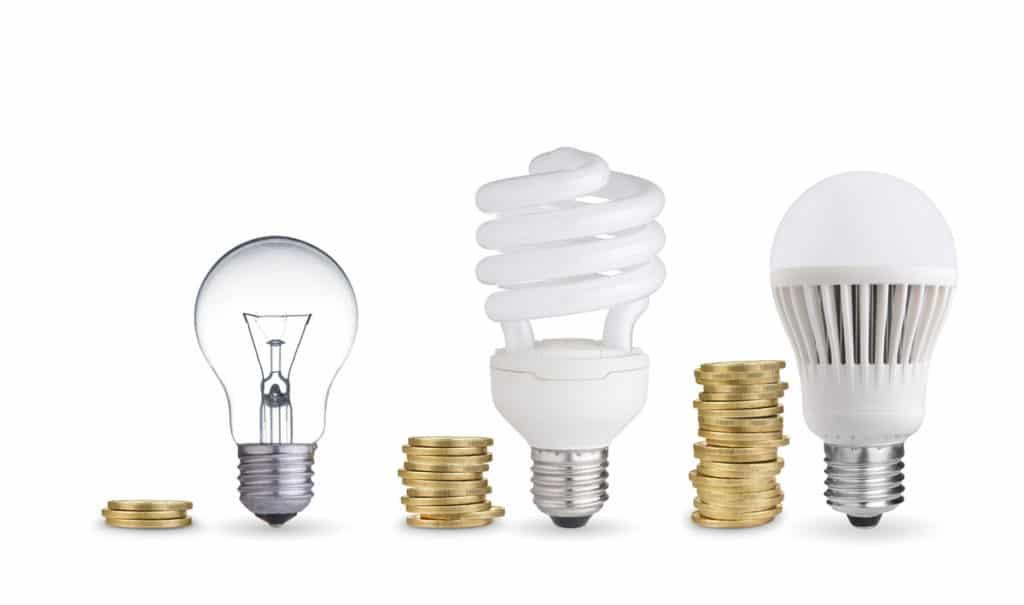saving money through the light bulbs you choose