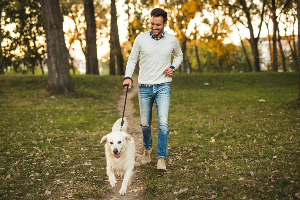 Walking to improve mental health