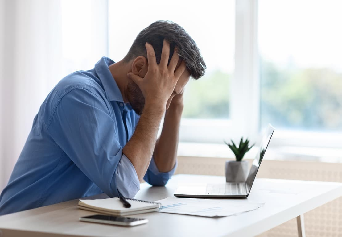 money issues causing stress and anxiety